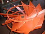 Industrial Fan Blades