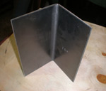 Mild Steel Angle Section Cut to Size